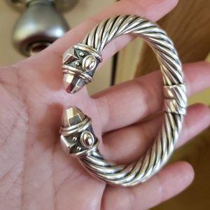 David yurman 10mm renaissance bracelet